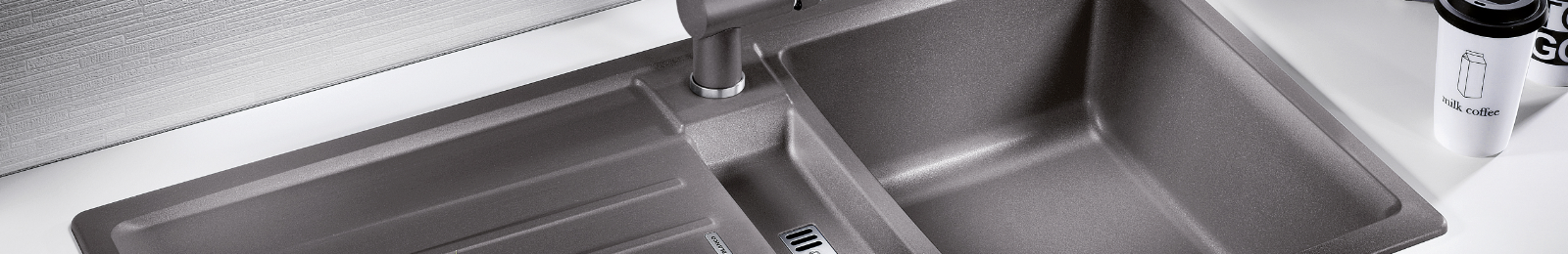 Tous les robinets et distributeurs de savon pour votre évier - Direct Evier